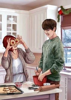 #bts #bangtanboys #jin #kimseokjin #fanart #ifyouwerehisgirlfriend
