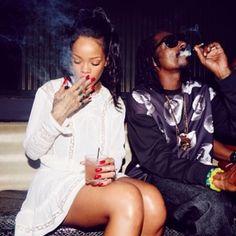 Rihanna SnoopDog
