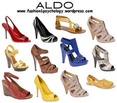 time to get shoes from Aldo for Spring 2012<3