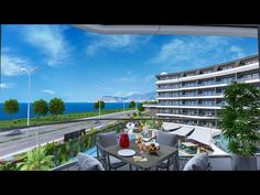 Sahibinden Satılık Daire Mahmutlar Find Property, Property For Sale, Alanya Turkey, Rest Of The World, Antalya, Seaside, Real Estate, Istanbul, House Styles