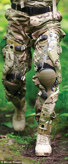 Bionic Power makes wearable technology for charging batteries. We are focused on developing our PowerWalk® Kinetic Energy Harvester for the U. Tactical Armor, Tactical Survival, Survival Gear, Cool Tactical Gear, Military Gear, Military Weapons, Military Equipment, Military Clothing, Combat Gear