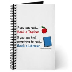 Teacher...Librarian Journal
