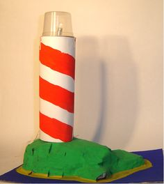 Learn how to make a lighthouse and an electric circuit at Stimix Educrafts.