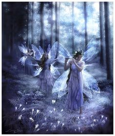 Musical fairies from ' The Chronicling of Ilithia ' by Ashlee North - out very soon http://ashleenorthauthor.com/