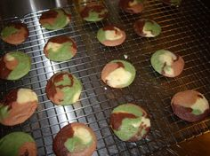 A Military Story: Camouflage Sugar Cookies