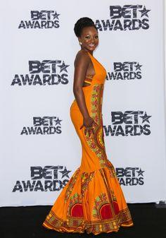 Naturi Naughton Taps Teen Internet Sensation To Design Her BET Awards Dress