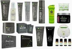 Notre gamme de produits It Works Bien-être pour le corps + visage + détente + compléments alimentaires / Our product range It Works Wellness for body + face + relaxation + food supplements