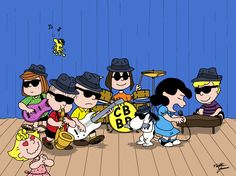 Charlie Brown's Blues Band