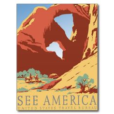 See America Vintage Post Cards #Postcards