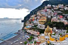 Beautiful Positano. Takes my breath away every time.