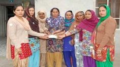 A group loan of Rs 5 lakh has been disbursed by a bank to self-help group members for various activities like setting up of shops, buying knitting machines and cattle.  see more at arvindkhanna.com
