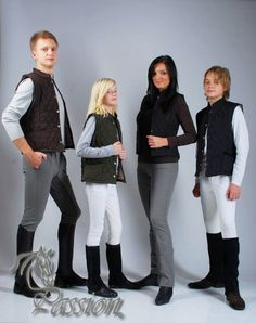Jodhpurs 5-Pockets (1403) - Passion - producer of breeches with legendary SKINETIC® shell!
