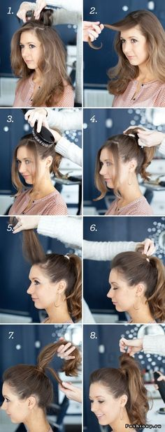 diy hairdressing