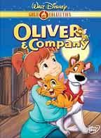 Sometimes being able to share the 80's with today's younger generation is as simple as popping Oliver & Company into the VCR!