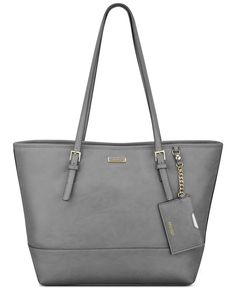 Nine West Ava Solid Color Tote - Nine West Totes - Handbags & Accessories -  Macy's