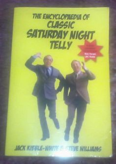 Encyclopaedia of Classic Saturday Night Telly by Jack Kibble-White...