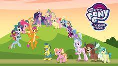 My Little Pony: Thank you by BlazeMizu on DeviantArt My Little Pony List, My Little Pony Comic, My Little Pony Drawing, My Little Pony Pictures, My Little Pony Friendship, Cartoon Shows, A Cartoon, Equestrian Girls, Mlp Comics