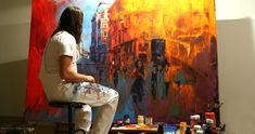 art voka | Voka Spontanrealismus