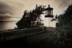 Cape Meares Lighthouse in Oregon