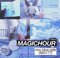 Magichour filter.