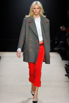 Isabel Marant Fall 2012 Ready-to-Wear Collection