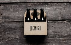 """Bocanegra, a craft beer from Monterrey, Mexico, is """"a tribute to all working people."""""""
