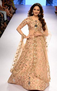 #Tamannaah #showstopper for #PayalSingh'sShow #LFW2015