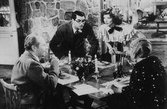 Bringing Up Baby (1938) - Cary Grant and Katharine Hepburn