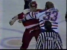Marty McSorley vs. Joey Kocur (5-7-87)