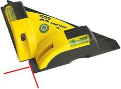 I use one of these regularly!  I use it to make sure my quilt top is square on my frame when loading and again to make sure I have the sides perfect.  When I am finished with the quilt, I use it to square my quilt for the final cutting.  LOVE IT!!!!  RP  CST/berger 77-188 S2 Laser Level Square....   need this