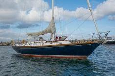1966 Hinckley Bermuda 40 MK II Yawl Sail Boat For Sale -