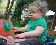 Growing and Exploring: Great Books for a 1-Year-Old | 						OregonLive.com