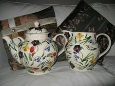 Gallon Teapot and 6 pint Jug - Gorgeous