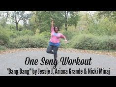 Plus Size Workout Video: Shut Up & Dance with Me - Plus Size ...