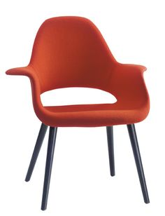 Organic Chair by Charles Eames and Eero Saarinen - Vitra