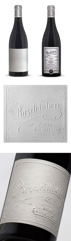 Porseleinberg by Fanakalo - featured on The Dieline