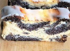 Seromakowiec bez spodu - przepis ze Smaker.pl Polish Desserts, Polish Recipes, Cookie Desserts, Polish Food, Sweets Cake, Cupcake Cakes, Cupcakes, Baking Recipes, Cake Recipes