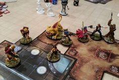 Playing #imperialassault at The Continuum
