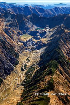 Transfagarasan Highway, one of the most spectacular roads in the world ( says Tog Gear guys)