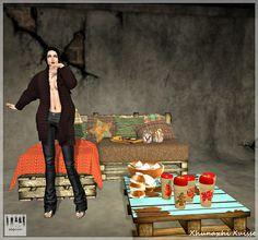 Looking butterflies and fireflies: {Sequin Fashion Event] -CH- + ::NET::