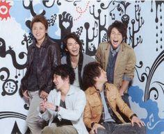 Arashi Ninomiya Kazunari, Japanese Boy, My Sunshine, Boy Bands, Mickey Mouse, Rainbow, Album, Shit Happens, Movie Posters