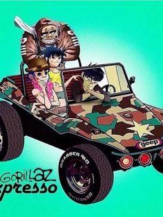 Gorillaz Phase 4