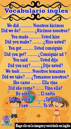Vocabulario ingles, Clases de ingles gratis, Cursos de ingles basico gratis, Cursos de ingles, Conversión de ingles, Idiomas ingles learning, Ingles rapido, Palabras básicas en inglés y español, Aprende ingles Conversión #Traducción #Idioma #Idiomas #clasesdeinglés #inglésrápido #english #aprenderingles #aprenderinglés