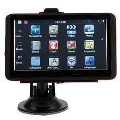 nice LCD Touch Screen 5Inch TFT Car GPS Navigation USA Canada and Mexico Map - For Sale View more at http://shipperscentral.com/wp/product/lcd-touch-screen-5inch-tft-car-gps-navigation-usa-canada-and-mexico-map-for-sale/