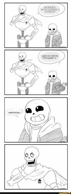 undertale, papyrus, sans