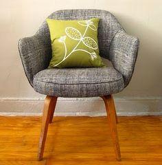 Modern Furniture Upholstery noho grey fabric light leg single sofa a classic mid-century