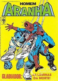 Homem-Aranha 1ª Série - n° 48/Abril | Guia dos Quadrinhos