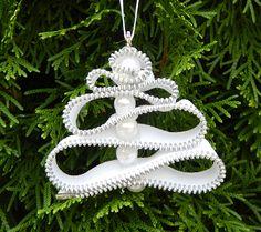 Zipper Christmas Ornaments