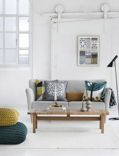 Scandi style living room