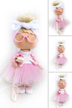 Tilda muñeco Poupée paño trapo muñeca Muñecas Soft rosa textil muñeca Bambole di stoffa bebé Habitación infantil muñeca tela muñeca Navidad por Natalia P _____________________________________________________________________________________ Hola, queridos visitantes! Se trata de